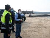 متحدث الرئاسة: طريق الدائرى الأوسطى يخدم محافظات الوجه القبلى والبحرى والقناة