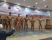 جامعة المنوفية تحقق المركز الأول فى بطولة الشهيد الرفاعى لكمال الاجسام.. صور