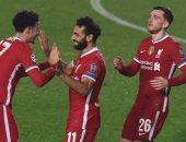 محمد صلاح على رأس التشكيل المتوقع لـ ليفربول ضد وست بروميتش