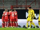 بروسيا دورتموند يسقط ضد يونيون برلين 1-2 فى الدوري الألماني.. فيديو