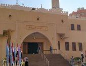 خطيب الجمعة بمسجد تحيا مصر بالأسمرات يشدد على اتباع إجراءات الوقاية من كورونا