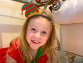 طفلة روسية عمرها 6 سنوات ضمن الأكثر دخلاً على موقع يوتيوب.. فيديو