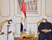 وزير الأوقاف السودانى: مصر والسودان يجمعهما مصير واحد مشترك
