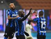 الإنتر يواصل مطاردة ميلان بفوز صعب على سبيزيا فى الدوري الإيطالي.. فيديو