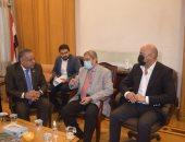 """تعاون بين الغرف التجارية و """"رجال الأعمال المصريين الأفارقة"""" لزيادة التبادل التجارى"""