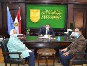 فوز جامعة الإسكندرية بـ3 مشروعات إنشاء وحدات لقياس وتقويم تدعم التحول الرقمى