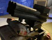 صور.. ضبط منصة صواريخ أطلقت على السفارة الأمريكية في العراق