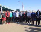 وزير الرياضة يشارك فى فعاليات أولمبياد المحافظات الحدودية بشرم الشيخ