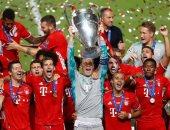 بايرن ميونخ فريق العام فى ألمانيا 2020
