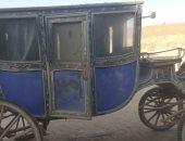 """""""مركبة القصير"""" قصة عربة حنطور أثرية تم ضبطها قبل تهريبها بميناء سفاجا"""
