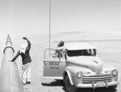 """تسجيل خط """"تابلاين"""" القديم للنفط كأول موقع للتراث الصناعى بالسعودية"""