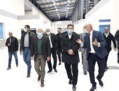 رئيس المجلس الأعلى للإعلام يشيد بالمشروعات التنموية فى بورسعيد.. صور