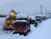 هيئة الأرصاد اليابانية تحذر من تساقط الثلوج شمال البلاد
