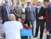 """محافظ سوهاج يشهد فعاليات مهرجان """"قادرون باختلاف"""" للأشخاص ذوي الإعاقة.. صور"""