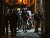 قوات الاحتلال الإسرائيلى تعتقل 15 فلسطينيا شمال رام الله