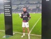 كريستيانو رونالدو يتسلم جائزة أفضل لاعب فى يوفنتوس خلال شهر نوفمبر.. فيديو