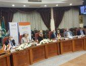 افتتاح مشروعات وحدات البيوجاز فى المنيا بحضور وزيرتى البيئة والتضامن.. صور