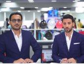 تليفزيون اليوم السابع يرصد احتفالات المؤسسة بالفوز بجائزة الصحافة الذكية
