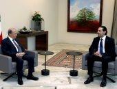 سعد الحريرى يلتقى الرئيس اللبنانى ميشال عون للتشاور فى الشأن الحكومى