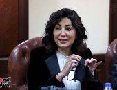 وفاء عامر تشكر المتحدة للخدمات الإعلامية لتنويرها سماء مصر خلال ليلة رأس السنة