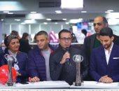 """دندراوى الهوارى: فوز """"اليوم السابع"""" بجائزة الصحافة الذكية نتاج جهد كبير للزملاء"""