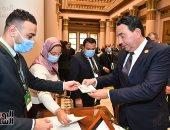 أيمن أبو العلا يعلن اعتزامه التقدم بتعديل تشريعى على لائحة النواب