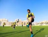 أحمد حجازي يؤكد جاهزيته للكلاسيكو أمام الهلال في الدوري السعودي