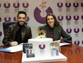رامى جمال يجدد تعاقده مع الشركة المنتجة لألبوماته ويستعد لطرح أغنية