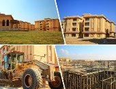 """استكمال """"رفح الجديدة"""" ومد الكابلات أبرز مشروعات الأنشطة بـ""""تنمية سيناء"""""""
