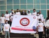 """""""أسرة من أجل مصر"""" تكتسح انتخابات اتحاد طلاب جامعة السويس"""