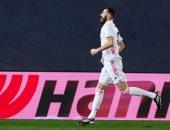 ريال مدريد ينهي عام 2020 بمكاسب عدة بعد الفوز على غرناطة