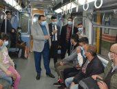 تحرير 525 محضر كمامة فى ثالث يوم تطبيق مخالفة عدم ارتداء الكمامات بالقليوبية