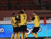 """""""يعقوبو"""" يتقدم لوادي دجلة أمام المصري فى الدقيقة 4 .. فيديو"""