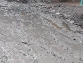 محافظ القليوبية يستجيب لشكوى قارئ بسبب كسر ماسورة مياه وغرق شارع بالخصوص