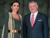عاهل الأردن والملكة رانيا يقدمان التهنئة بعيد الأضحى المبارك