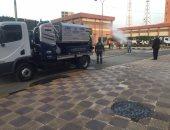 موجز أخبار مصر.. القوات المسلحة تبدأ الليلة تطهير الأماكن العامة لمنع انتشار كورونا