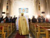 بطريرك الكاثوليك بعظة عيد الميلاد: نصلى من أجل الرئيس السيسى وكل معاونيه