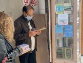كتب ببلاش للجميع.. مكتبة الشارع فى الدقى مساحة مختلفة للثقافة