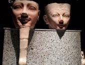 سائحة أوكرانية تروج للآثار المصرية وتنصح العالم بزيارة متحف شرم الشيخ