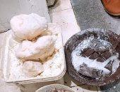 إعدام 1830 كيلو أغذية و340 لتر عصائر وألبان غير صالحة للاستهلاك بالدقهلية