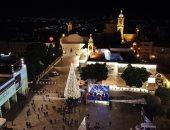 """""""بيت لحم"""" تحتفل بعيد الميلاد بدون حجاج أوسياح أوأبناء رعية بسبب كورونا"""