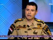 عقيد بالقوات المسلحة يروى تفاصيل رد هجوم إرهابى.. ويؤكد: علامات الإصابة شرف
