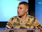 رقيب بالجيش عن ضبط إرهابى: لما قبضنا عليه قال للإرهابيين أنا مع أسود مصر