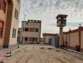الانتهاء من بناء قسم ثالث العاشر من رمضان بنسبة 95% بتكلفة 55 مليون جنيه.. صور