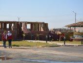 حصاد 2020.. حديقة 30 يونيو بالوادى الجديد أول حديقة عامة تعمل بالطاقة الشمسية