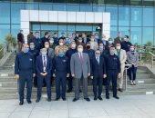 """26 متدربا في دورة الوطنية للخدمات الجوية بعنوان """"الملاحة بالأقمار الصناعية"""""""