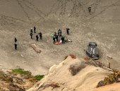 مصرع موظف في حادث سيارة نقل بجرجا فى محافظة سوهاج