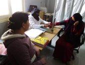 فحص مليون مواطن ضمن مبادرة 100 مليون صحة لعلاج الأمراض المزمنة بالمنيا