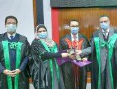 رئيس جامعة بنها: حريصون على ربط البحث العلمى بالصناعة لتحقيق التنمية