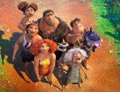 فيلم الرسوم المتحركة The Croods2 يحقق إيرادات تصل إلى 127 مليون دولار